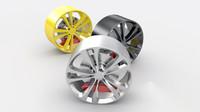 free max mode wheel