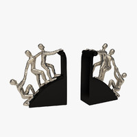 uttermost helping hand nickel 3d model