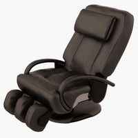maya massage chair human touch