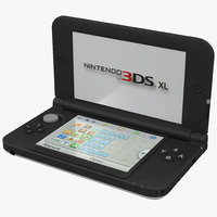 nintendo xl 3d 3ds