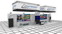 3d innetec exhibition stand