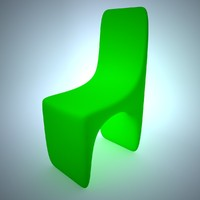v-ray chair 3d c4d