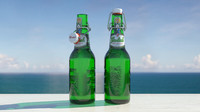 max grolsch beer bottles