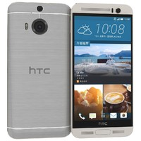 3d model of htc m9 silver gold