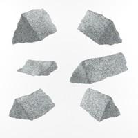 3d stone ready use
