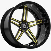 cx-506 luxury wheels asanti max