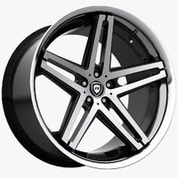 3ds max wheels lexani