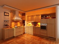 3d kitchen accessories 021