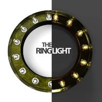 ringlight light 3d model
