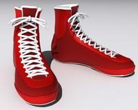 obj boxing shoes