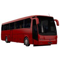 3d temsa safir 2 bus