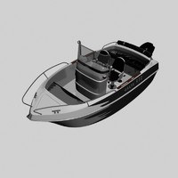 3d speed 2 boat