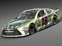 car 2015 nascar 3d 3ds