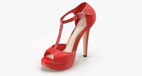 Women's Shoes (Red)