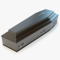 cinema4d coffin