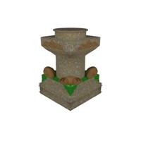3d pedestal printing
