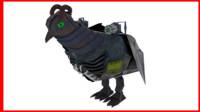 Robot pigeon