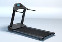 3d treadmill model