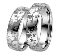 wedding rings pattern