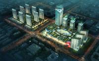 skyscraper business center 121 max