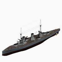 max battlecruiser seydlitz imperial german