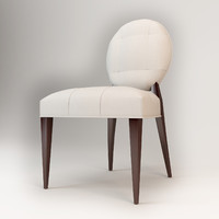 christopher guy chair 30-0021 3d obj