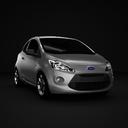 Ford ka 3D models