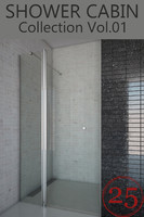 max 25 shower cabins