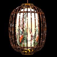 chinese lantern 3d model