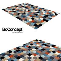 3d bo concept pixel model