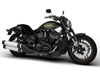 max harley-davidson v-rod night rod