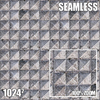 Seamless Tileable Concrete II