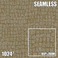 Seamless Tileable Concrete VIII