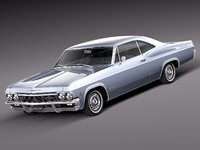 3d coupe hardtop chevrolet
