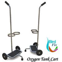 maya oxygen cart