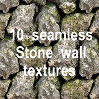 Stone Wall Collection 9