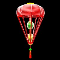 3d max chinese red lantern