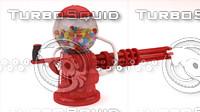 Bubble Gum Machine Gun