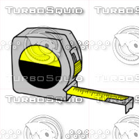 Vector Tape Measure