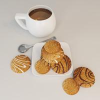 3ds max cookies cook