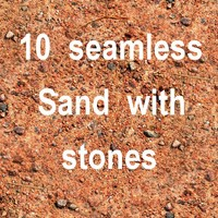 Sand With Stones Collection 3
