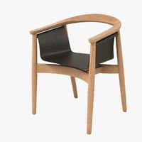 maya zeitraum pelle chair