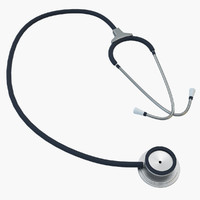 3dsmax stethoscope polys