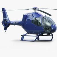 3d max eurocopter ec 120