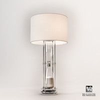 table lamp hour eichholtz 3d 3ds