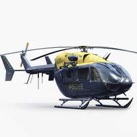 maya eurocopter ec 145 police
