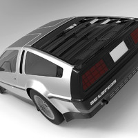 classic dmc delorean 3ds