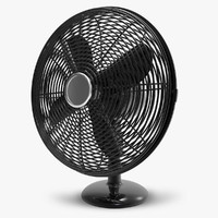 maya blade fan -