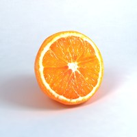 Realistic Orange - Totally Juicy Orange