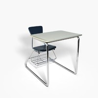 school chair desk max